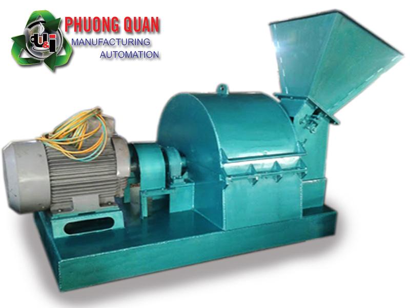 máy băm nghiền gỗ tại Đà Nẵng
